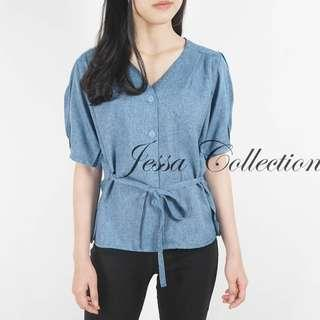 NEW Grissy Top (LIGHT GREY)