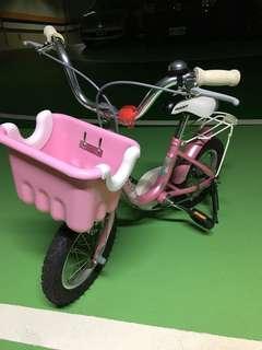 捷安特兒童腳踏車-KJ125(粉色)