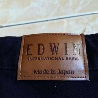 Edwin Jeans Made in Japan size M