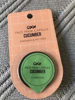 Face Mask Cucumber