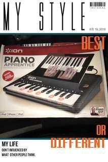 🚚 🍎 電子琴🎹