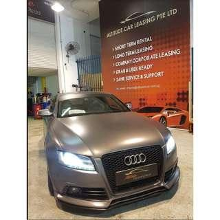 AUDI S5 FOR LEASE