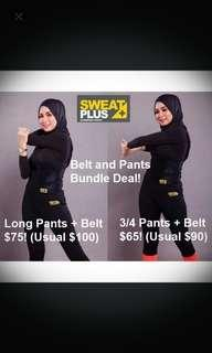 😍Slimming pants from Sweat Plus+ Super Neo😍