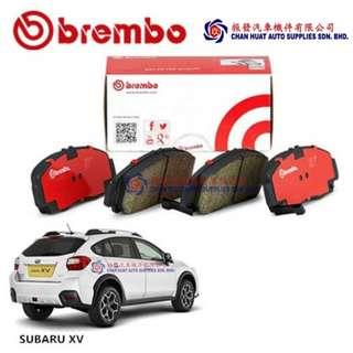 Subaru XV Brembo Rear Brake Pad (Set)