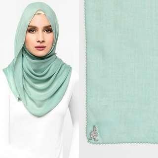 Duckscarves Fluff scarf in liltle miss zen
