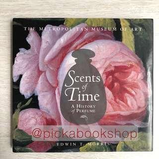 [RARE] Scents of Time: a History of Perfume - Edwin T Morris (Preloved)