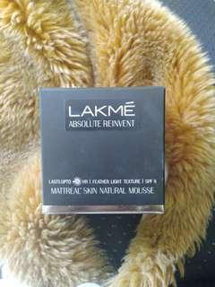 Preeloved lakme absolute reinvent