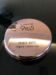 Lakme 9to5 Powder Foundation