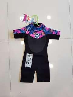 BNWT Hot Tuna thermal swim wear