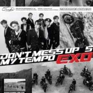 [PO] EXO DONT MESS UP MY TEMPO
