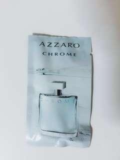 Azzaro Chrome EDT 1.5ML