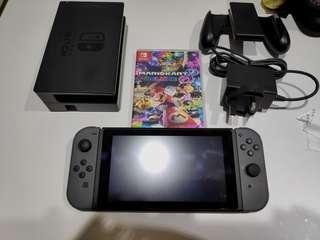 🎮Nintendo Switch Full Bundle Mariokart 8 Deluxe🎮