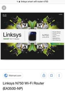 Cisco | Linksys Smart Wi-Fi Router N750