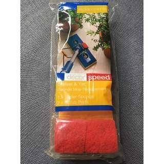 Swivel & Tilt Sponge Mop Replacement for sale $4 (New)