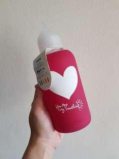 Miniso Glass Bottle