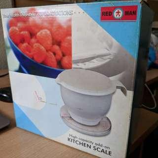 Red Man High capacity add-on Kitchen Scale