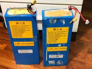 48v 25aH China Cells Battery
