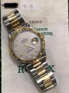 Rolex Datejust Mens