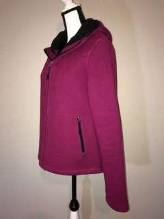 Bench Wool Hooded Jacket (XLarge)