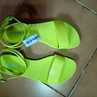 Original Old Navy Sandals Size 8