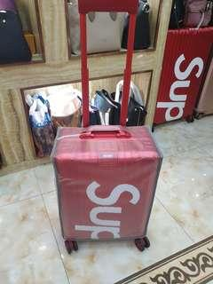 Supreme Aluminium Luggage