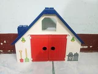 Preloved Toy House