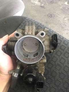 Throttle Body Waja MMC 4G18