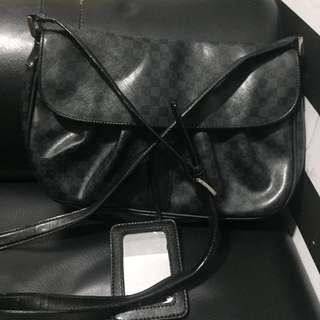 Branded bag authentic liz claiborne not mk mcm guess coach burberry ak lv sling bag sale sale sale