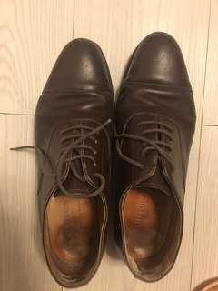 Meermin Brown leather shoes