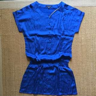 Bossini Blue Top