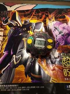 Digimon01 暴龍機01