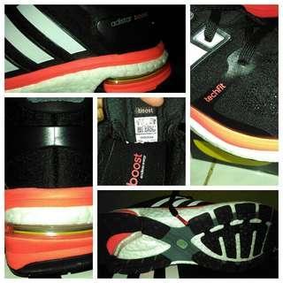 Adidas shoe Adistar Boost UK 9 Puchong PJ Sunway