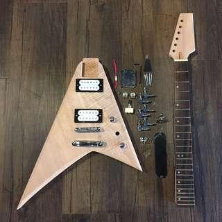 Guitar DIY - V2 Electric Guitar