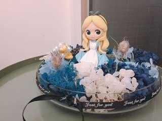 愛麗絲保鮮花
