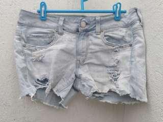 American Eagle Outfitters Denim Shorts (W32)