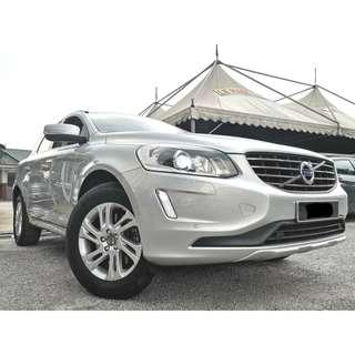 2017 Volvo XC60 2.0 T5 (A)[UNDER WARRANTY][FULL SERVICE RECORD][ONE OWNER][PROMOTION] 17