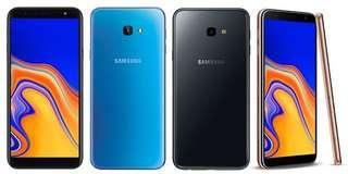 New Samsung Galaxy J4+