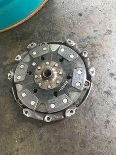 Cs3 6 puck racing clutch