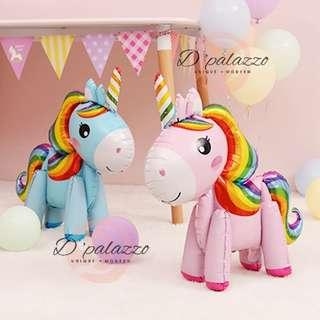 My Little Pony Balloon Rainbow Unicorn Party Decoration For Kids Party