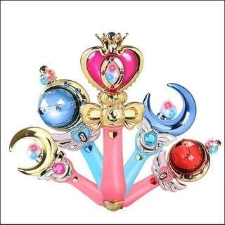 美少女戰士 Q版 權杖