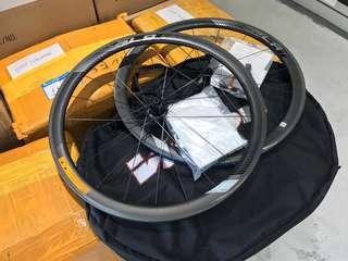Giant SLR One new 42mm carbon wheelset