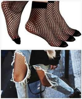 Fishnet Socks / Stockings