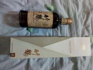 竹鹤威士忌21年