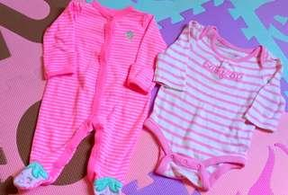 Carters and Baby Gap Set