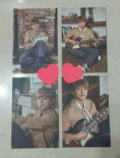 DAY6 You make My Day OFFCIAL POSTCARD