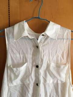 🚚 無袖襯衫