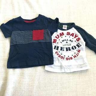 Two Baby Tops