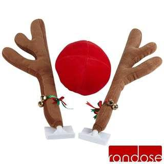 Reindeer Car Costume Set