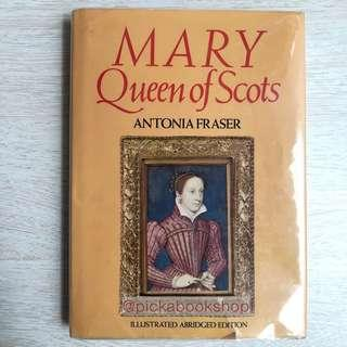 [RARE] Mary Queen of Scots - By (author) Lady Antonia Fraser (Preloved)