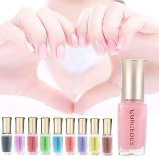 🚚 Jelly Nail Lacquer